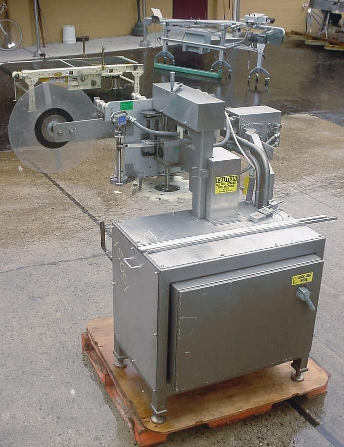 Image CULBRO Fully Automatic Tamepr Evident Neck Bander 479124