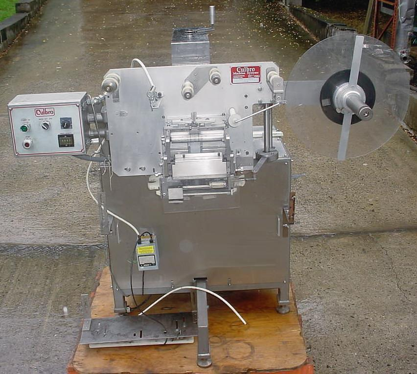 Image CULBRO Fully Automatic Tamepr Evident Neck Bander 479133
