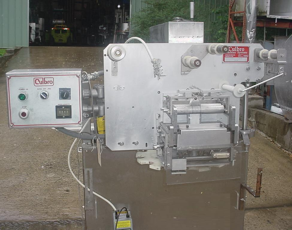 Image CULBRO Fully Automatic Tamepr Evident Neck Bander 479134