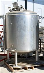 170779 - 225 Gallon MUELLER Jacketed Stainless Steel Tank