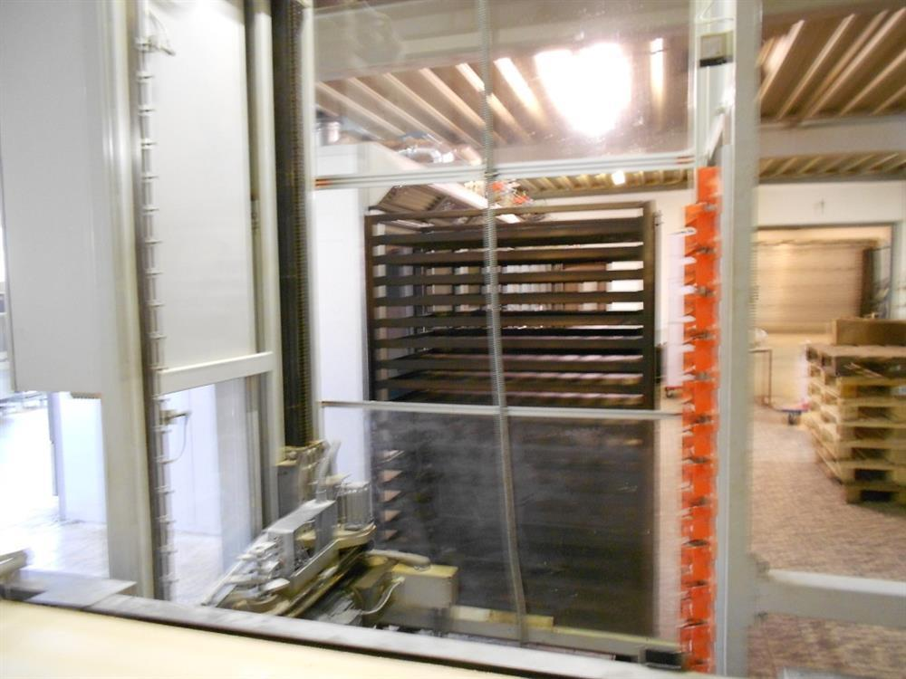Image WERNER Bun Roll Machine 480404