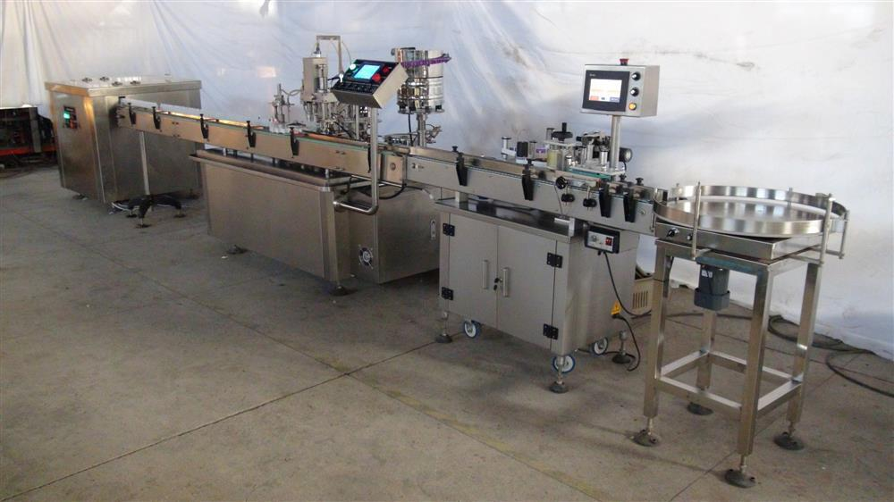 Eye Drop Filling Line