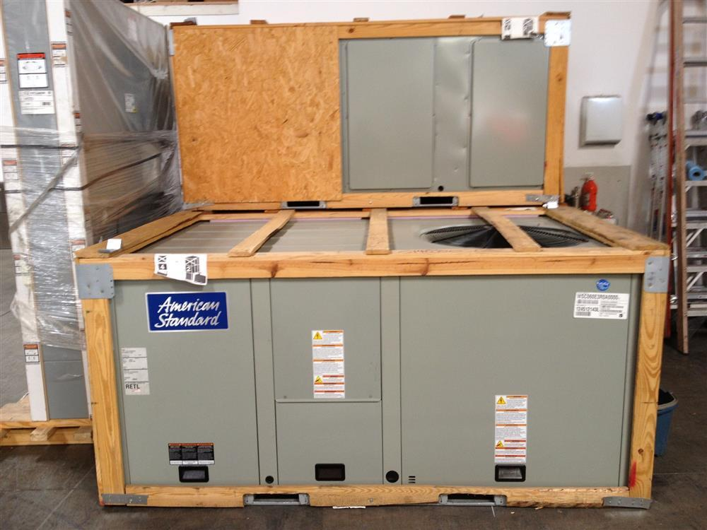 5 Ton Trane American Standa 171237 For Sale Used
