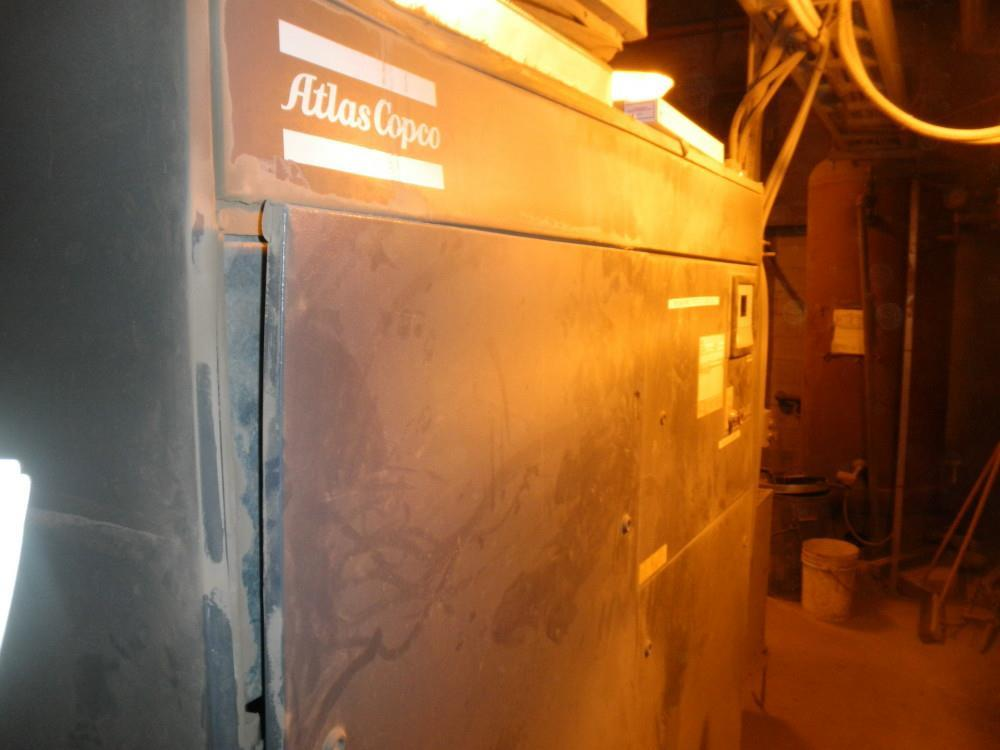 73.8 HP ATLAS COPCO GA 55 Air Compressor