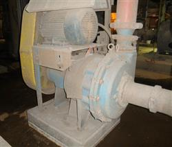 171372 - 50 HP WORTHINGTON 6R163 Centrifugal Slurry Pump