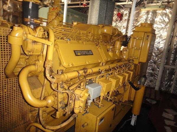 CATERPILLAR 3412 Generator