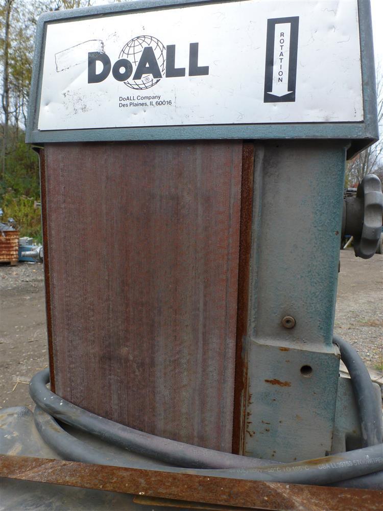 Used Water Tanks For Sale >> DO ALL Belt Sander - 171816 For Sale Used