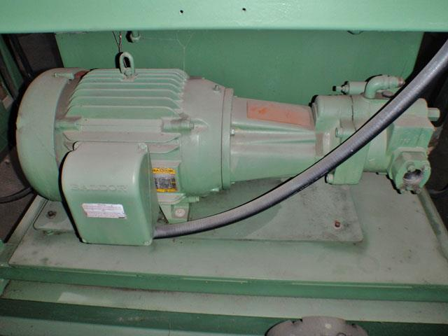 Image HAYSSEN Dual Head Accumulator Extrusion Blow Molder 485930