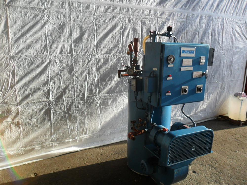 Image WANSON 250RR Steam Generator 486739