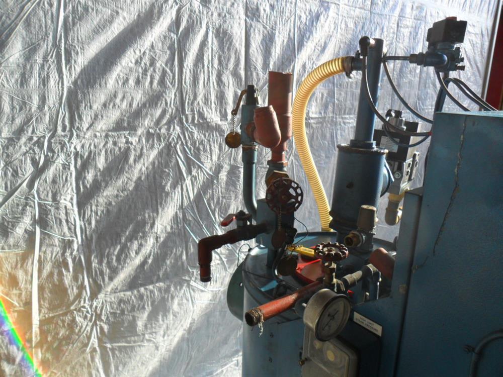 Image WANSON 250RR Steam Generator 486742