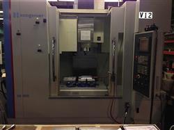 Image HARDINGE BRIDGEBORT XR1000 Vertical Machining Center 486811