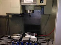 Image HARDINGE BRIDGEBORT XR1000 Vertical Machining Center 486812