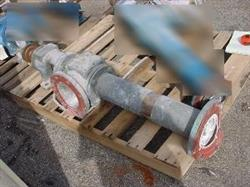 "Image 6"" x 4.5"" MOYNO/ROBBINS & MYERS Stainless Steel Progressive Cavity Pump 487206"