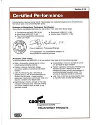 Image COOPER Distribution Transformer 488387