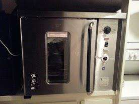VECTAIRE Halfsize Electric Convection Oven