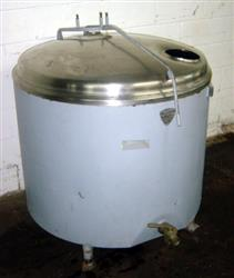 175299 - 150 Gallon CREAMERY PACKAGE Tank