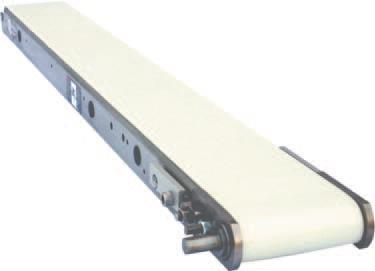 QC 125 Series Corrosion Resistant Conveyor