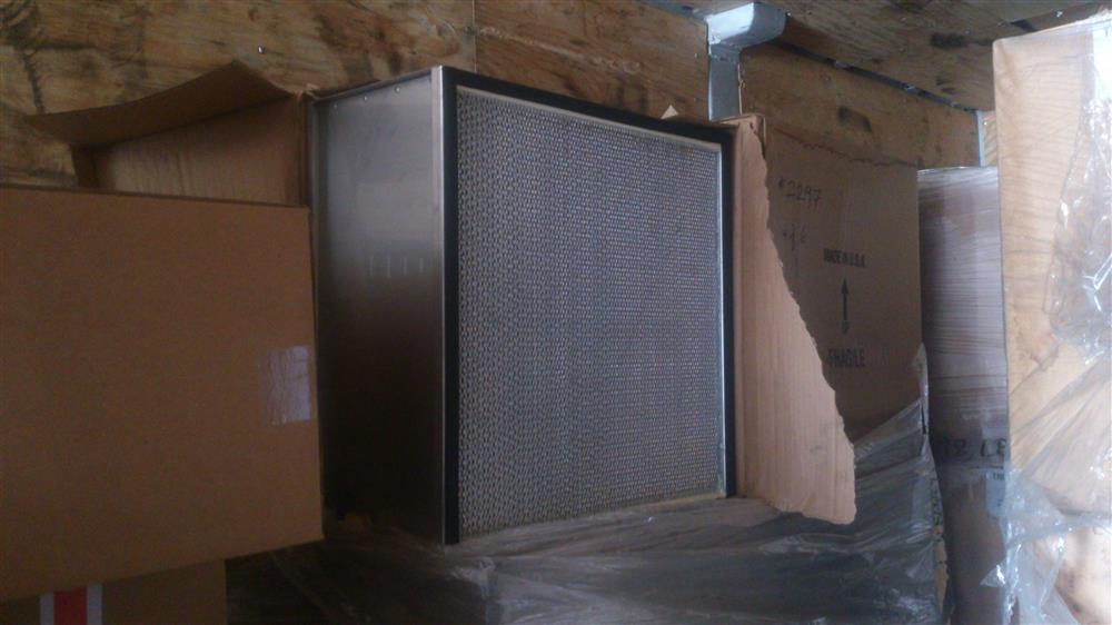 """24"""" x 24"""" x 24"""" TRI-DIM FILTERS Air Filter (70 Units)"""