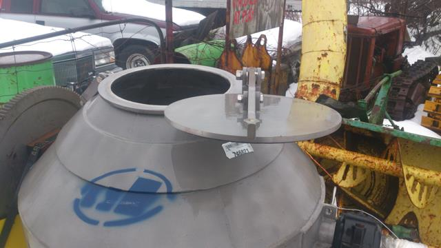 Image Stainless Steel Drum Mixer 496777