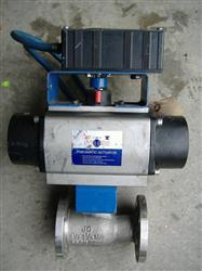 Image PMV P-2000 Electro-Pneumatic Valve Positioner #1  492518