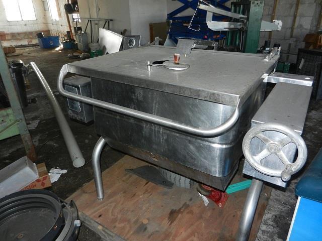 Image 30 Gallon GROEN HFP2/3 Braising Pan 633570