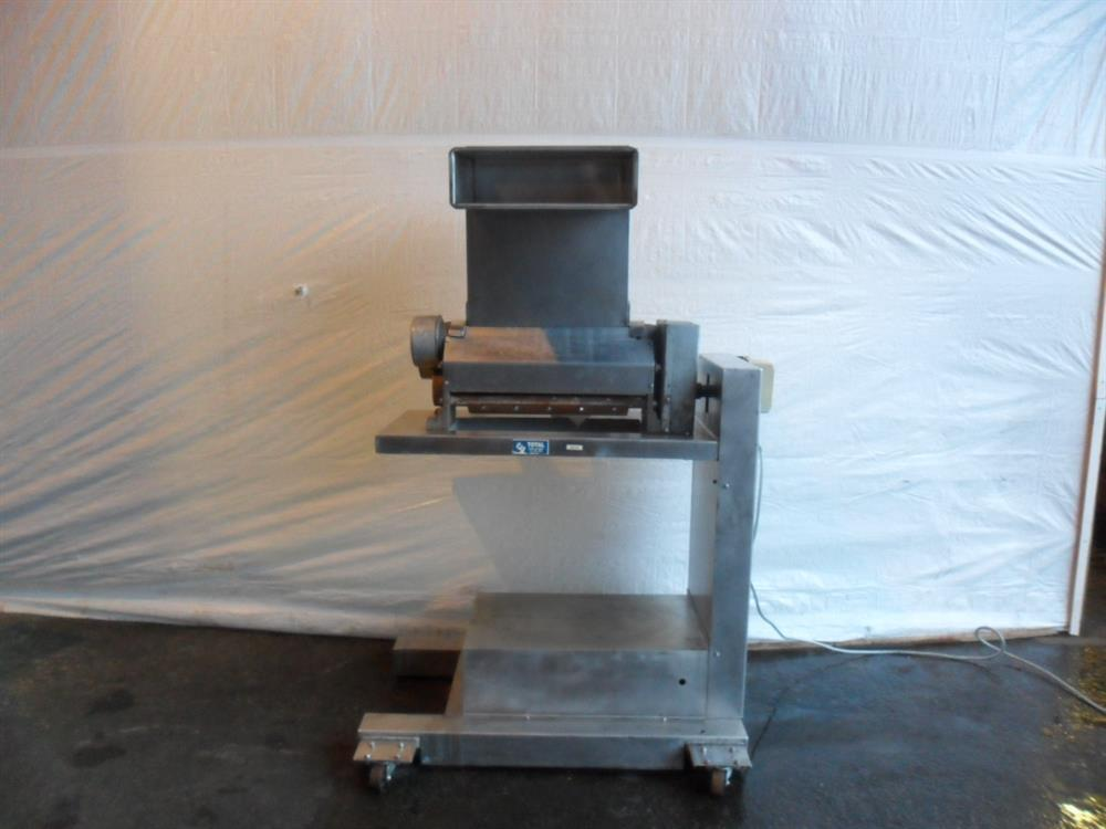 Three roll sheeter