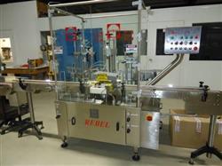 Image CAPMATIC Rebel PCC11 Monoblock Vial/Bottle Packaging Machine 495444