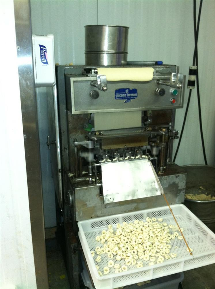 Image TORESANI 4-Lane Tortellini Machine 495583