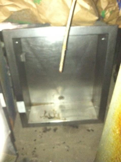 Image RANDELL Concession or Bar Ice / Bottle Holding Box with Drain 558261