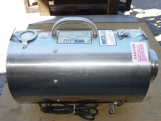 RPS Portable HEPA Filtration Unit