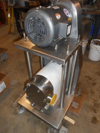TRI-CLOVER PR-300 Pump