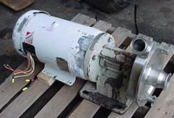 """Image 2"""" x 2.5"""" FRISTHAM Sanitary Stainless Steel Centrifugal Pump 499122"""