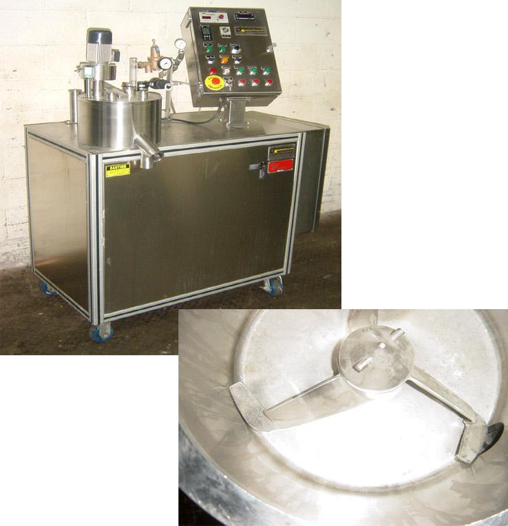 ZANCHETTA ROTO J 7-LITER Stainless Steel Jktd.Processor