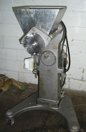 MANESTY MARK III ROTOGRAN Granulator - Stainless Steel