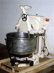 182140 - ARTOFEX Model Ph-15 1-Barrel Dough Mixer With Bowl