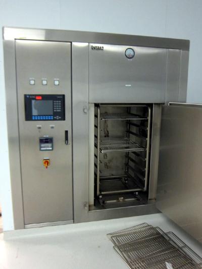 LYTZEN C/1300 Single Door Dry Heat Sterilizer - Stainless Steel