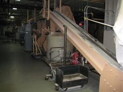 182179 - 10'' Wide X 80-Ft Long Paste Conveyor With Frame