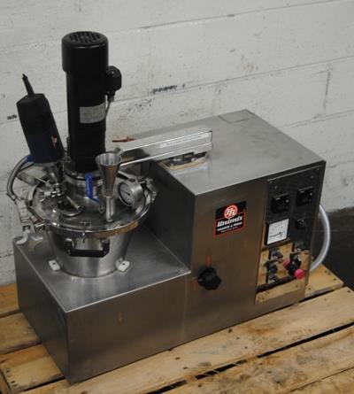 6 Liter UNIMIX Stainless Steel High Shear Mixer