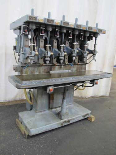 ALLEN 6-Precision Spindle Drill