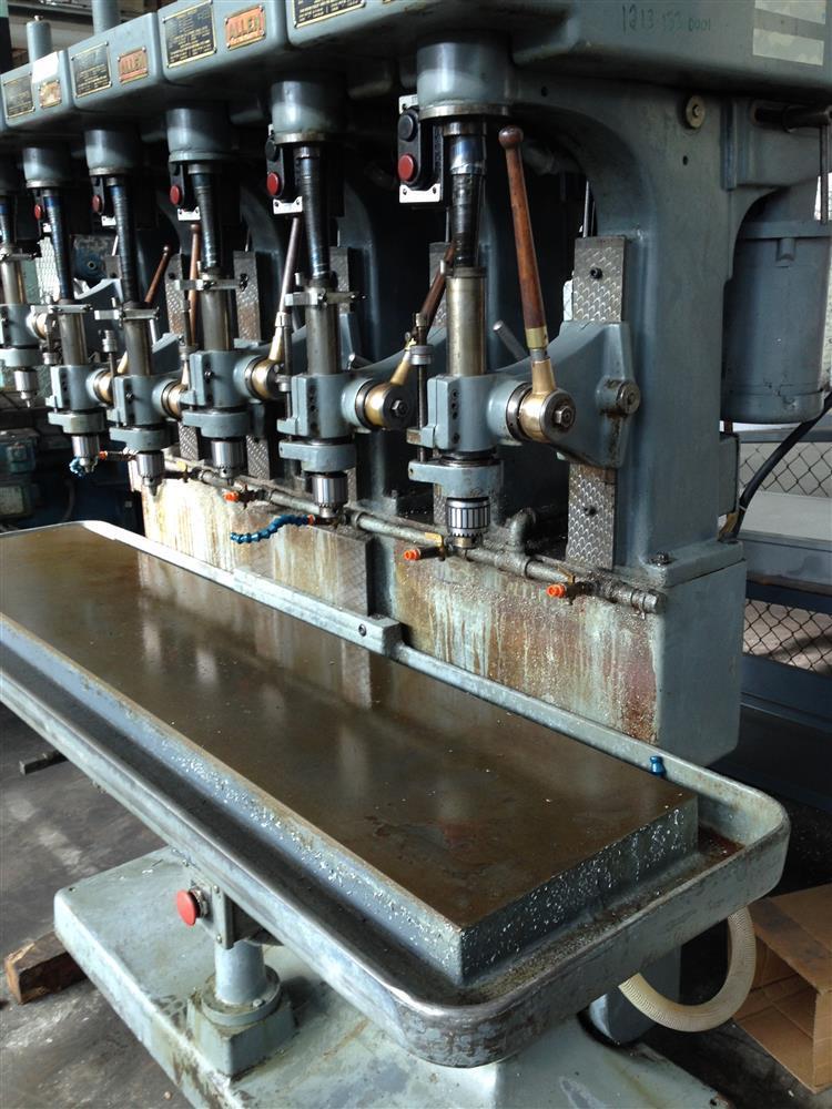 Allen Industries: ALLEN 6-Precision Spindle D