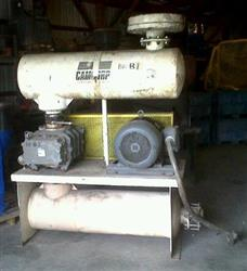 183845 - 75 HP ROOTS Model 616 Blower