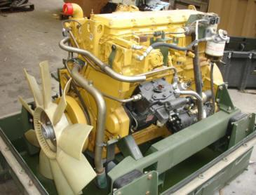 CAT 3116 Diesel Engine - 183933 For Sale Used