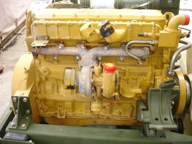 Cat 3116 Diesel Engine 183933 For Sale Used