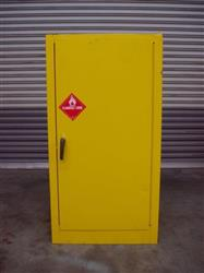 184154 - JUST RITE Flammable Cabinet
