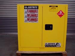 184175 - JUST RITE SureGrip EX Flammable Cabinet