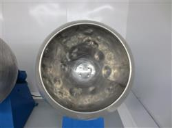 "184773 - 36"" Stainless Steel Coating Pan"