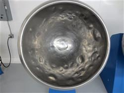 "184776 - 36"" Stainless Steel Coating Pan"