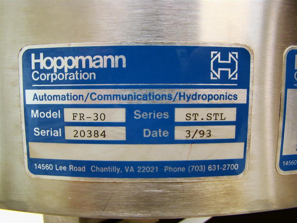 Image HOPPMANN FR/30 Centrifugal Bottle Feeder  511384