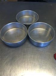 "184829 - 2"" X 6"" Cake Pans (Lot of 100)"