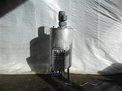 185024 - CHOCOMA 2T 130 Chocolate Temperer